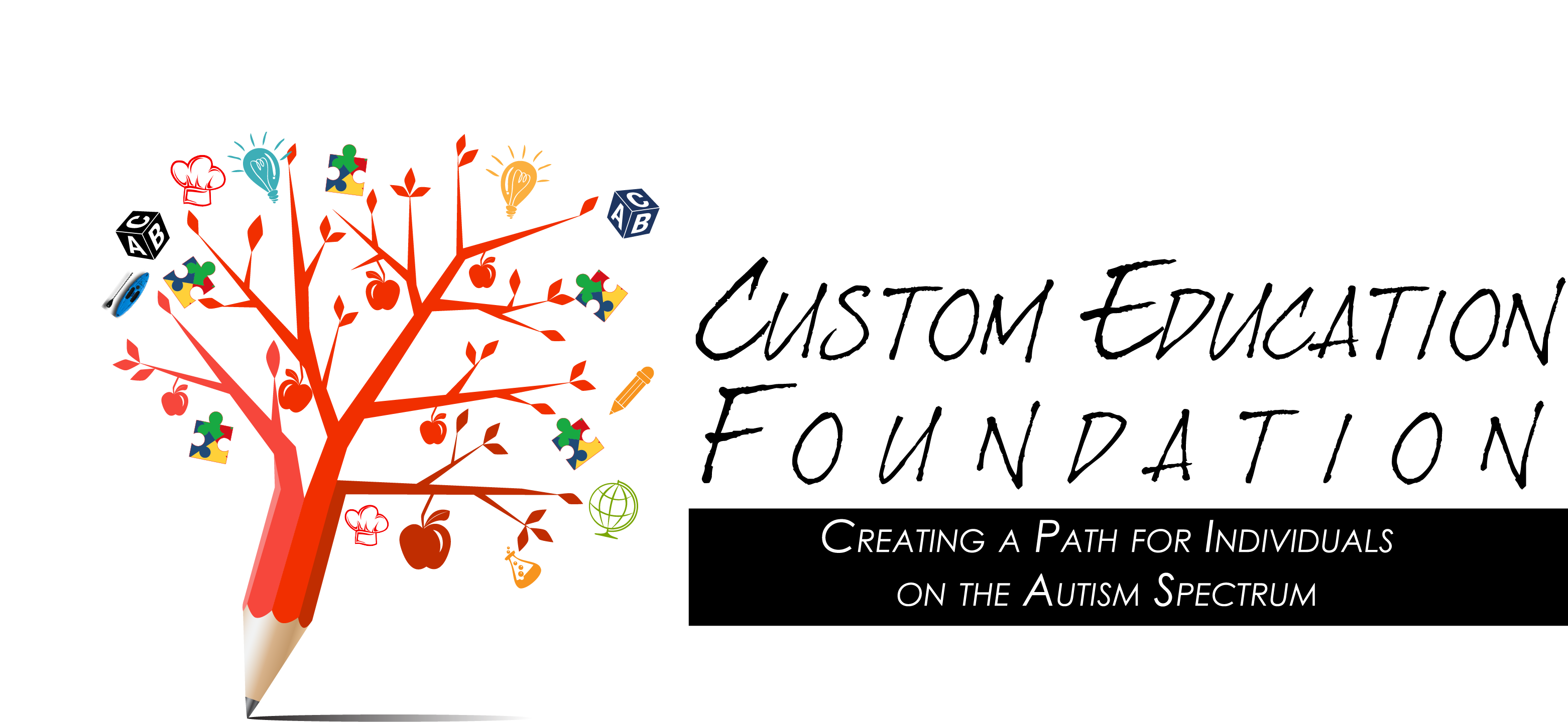 Custom Education Foundation Logo