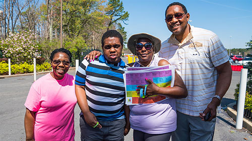 Autism Day at Six Flags Great Adventure - May 8 2019